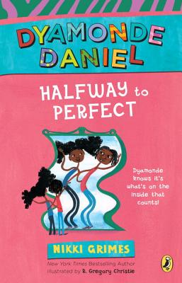 Halfway to Perfect: A Dyamonde Daniel Book Cover Image