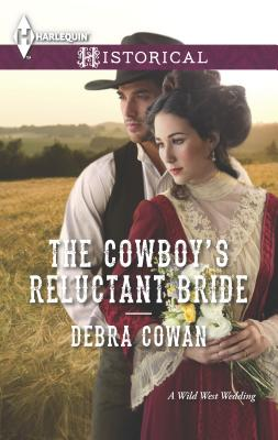 The Cowboy's Reluctant Bride Cover