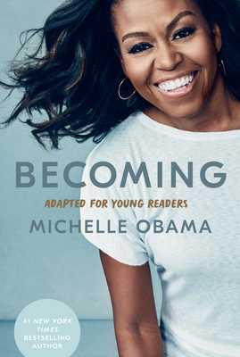 Becoming: Adapted for Young Readers Cover Image
