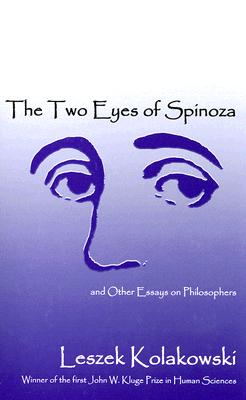 The Two Eyes of Spinoza Cover