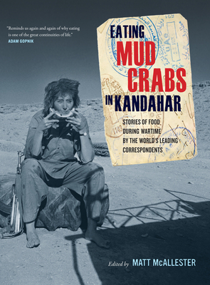 Cover for Eating Mud Crabs in Kandahar
