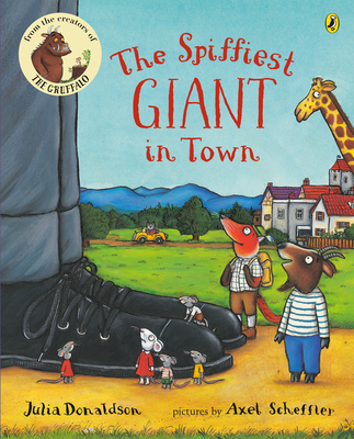The Spiffiest Giant in Town Cover Image