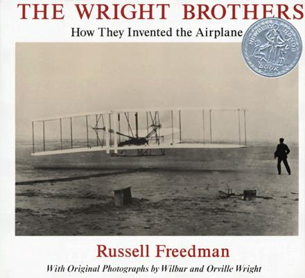 Cover for The Wright Brothers