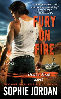 Fury on Fire: A Devil's Rock Novel Cover Image