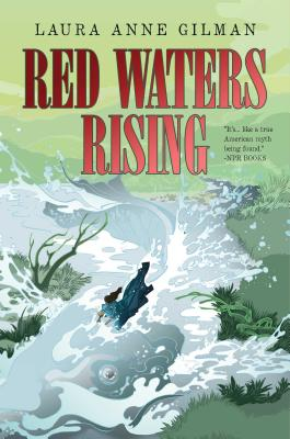 Red Waters Rising (The Devil's West #3) Cover Image