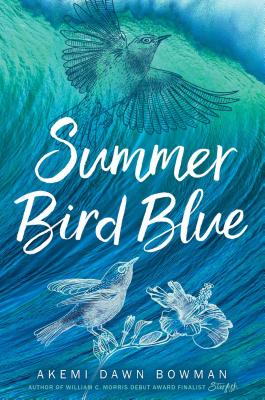 Summer Bird Blue Cover Image