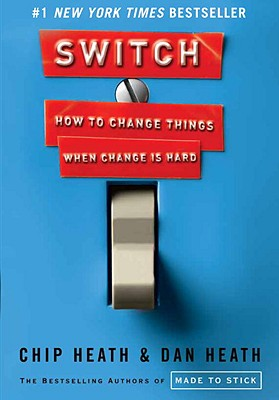 Switch: How to Change Things When Change Is Hard Cover Image