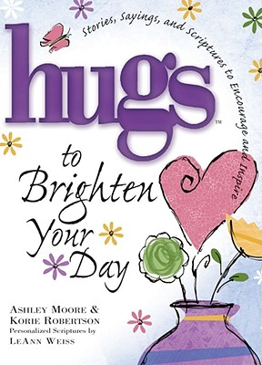Hugs to Brighten Your Day Cover