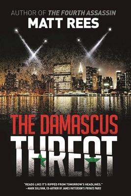 The Damascus Threat Cover