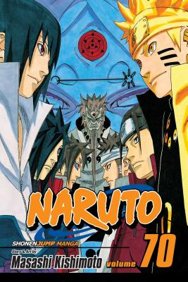 Naruto, Vol. 70 cover image