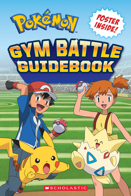 Pokémon: Gym Battle Guidebook Cover Image