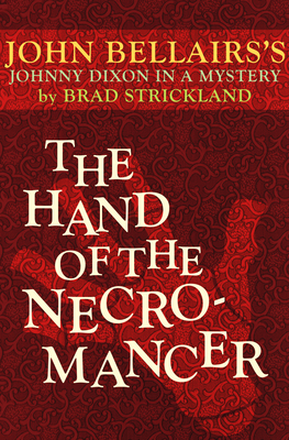 Cover for The Hand of the Necromancer (Johnny Dixon #10)
