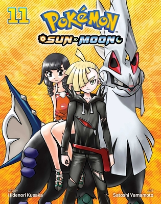 Pokémon: Sun & Moon, Vol. 11 Cover Image