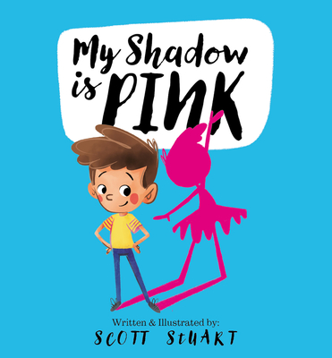 My Shadow Is Pink Cover Image