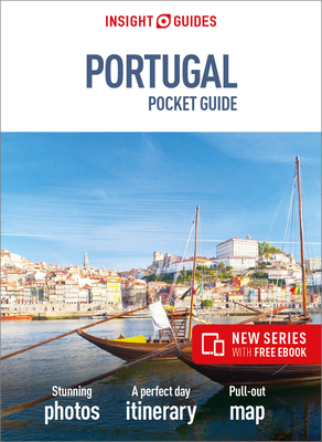 Insight Guides Pocket Portugal (Travel Guide with Free Ebook) (Insight Pocket Guides) Cover Image