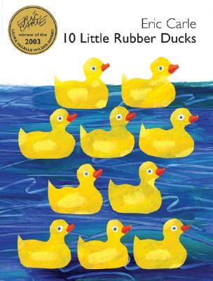 10 Little Rubber Ducks Cover Image