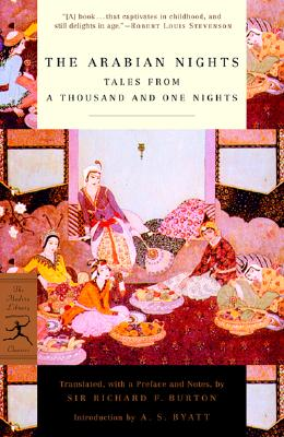 The Arabian Nights: Tales from a Thousand and One Nights Cover Image