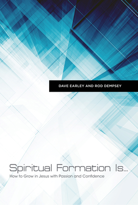 Cover for Spiritual Formation Is...