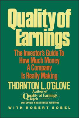 Quality of Earnings Cover Image