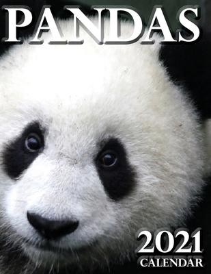 Pandas 2021 Calendar Cover Image