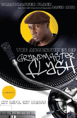 The Adventures of Grandmaster Flash Cover