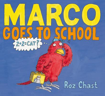 Marco Goes to School Cover