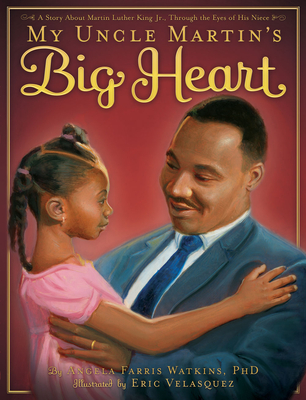 My Uncle Martin's Big Heart Cover