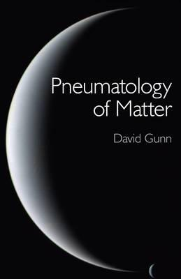 Cover for Pneumatology of Matter