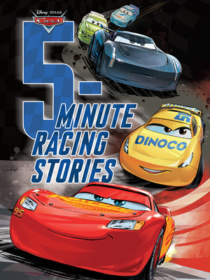 5-Minute Racing Stories Cover