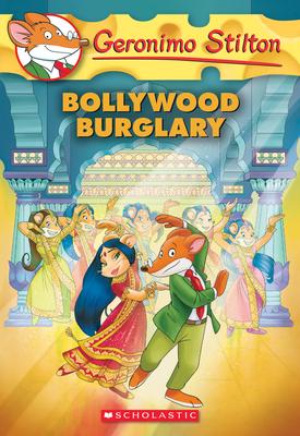 Bollywood Burglary (Geronimo Stilton #65) Cover Image