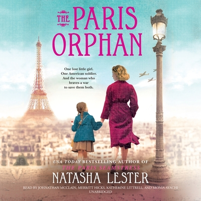The Paris Orphan Lib/E cover