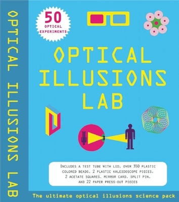 Optical Illusions Lab [With Supplies for Conducting Experiments and 3-D Glasses] Cover Image