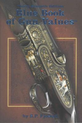 Blue Book of Gun Values Cover Image