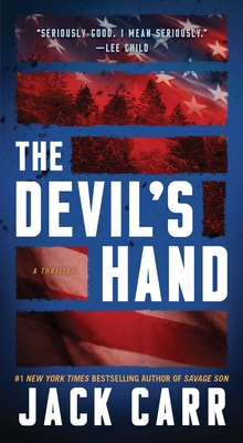 The Devil's Hand: A Thriller (Terminal List #4) Cover Image