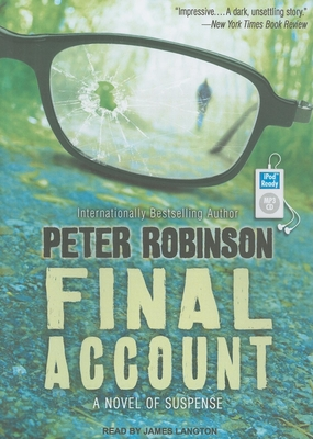 Final Account (Inspector Banks Novels #7) Cover Image