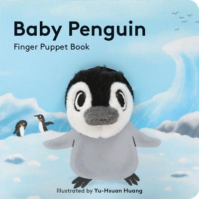 Baby Penguin: Finger Puppet Book Cover Image