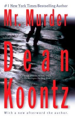 Mr. Murder: A Thriller Cover Image