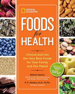 National Geographic Foods for Health Cover