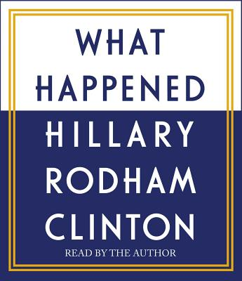 What Happened Cover Image
