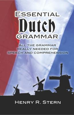 Essential Dutch Grammar (Dover Language Guides Essential Grammar) Cover Image
