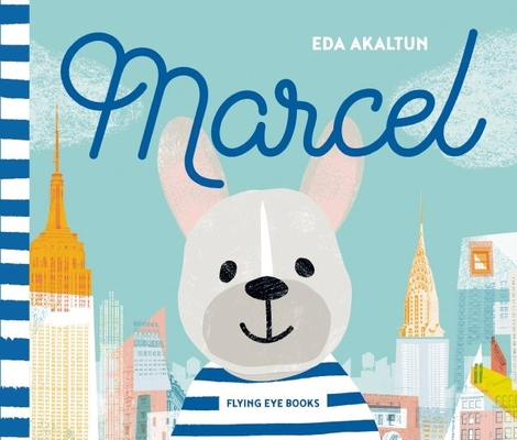 Cover for Marcel