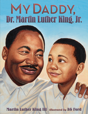 My Daddy, Dr. Martin Luther King, Jr. Cover