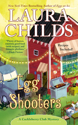 Egg Shooters (Cackleberry Club Mystery) Cover Image