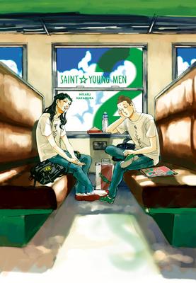 Saint Young Men Omnibus 2 (Vol. 3-4) Cover Image