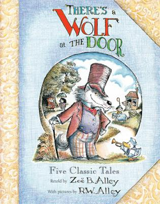 There's a Wolf at the Door Cover