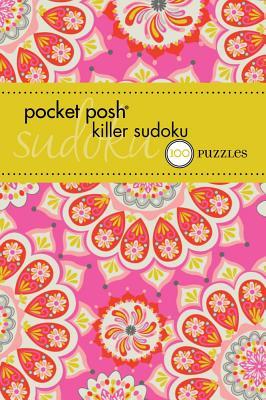 Pocket Posh Killer Sudoku 2: 100 Puzzles Cover Image