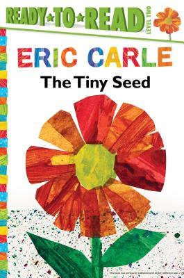The Tiny Seed/Ready-to-Read Level 2 (The World of Eric Carle) Cover Image