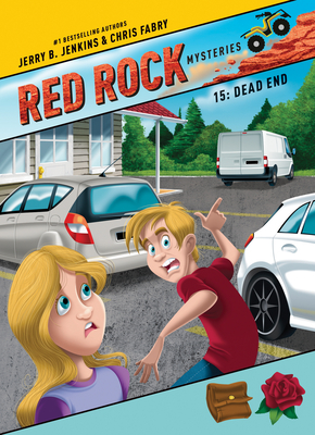 Dead End (Red Rock Mysteries #15) Cover Image