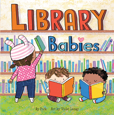 Library Babies Cover Image