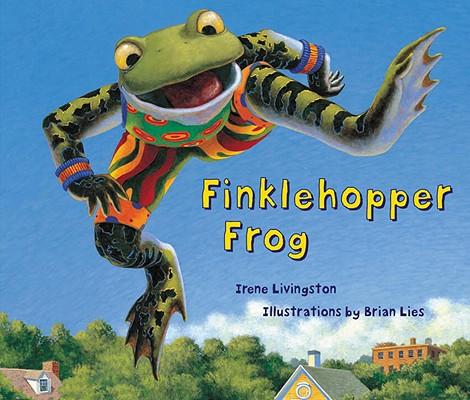 Finklehopper Frog Cover Image